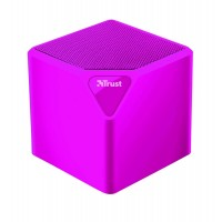 Тонколони TRUST Primo Wireless Bluetooth Speaker - neon pink
