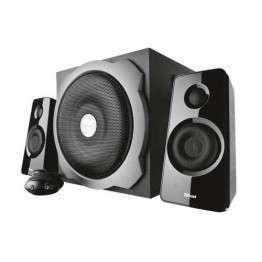Тонколони TRUST Tytan 2.1 Subwoofer Speaker Set - black