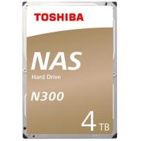 Toshiba N300 NAS Hard Drive 4TB 128MB 3.5