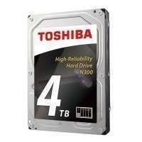 Toshiba N300 NAS - High-Reliability Hard Drive 4TB BULK