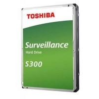 Toshiba S300 - S300 Surveillance Hard Drive 4TB 128MB 5400rpm 3.5
