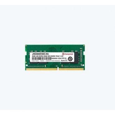 Transcend 16GB JM DDR4 2666Mhz SO-DIMM 2Rx8 1Gx8 CL19 1.2V
