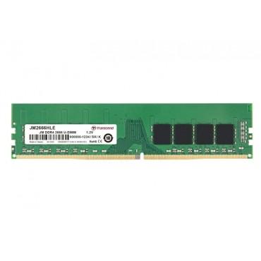 Transcend 16GB JM DDR4 2666Mhz U-DIMM 1Rx8 2Gx8 CL19 1.2V