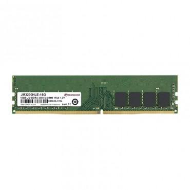 Transcend 16GB JM DDR4 3200Mhz U-DIMM 1Rx8 2Gx8 CL22 1.2V