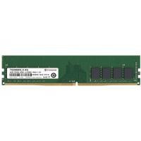 Transcend 4GB TS DDR4 2666Mhz U-DIMM 1Rx8 512Mx8 CL19 1.2V
