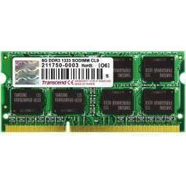 Transcend 8GB 204pin SODIMM DDR3L PC1600 CL11