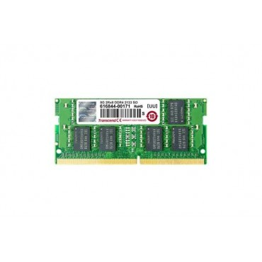 Transcend 8GB DDR4 2400 SO-DIMM 2Rx8