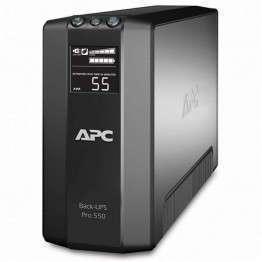 UPS APC Back UPS RS LCD 550 Master Control