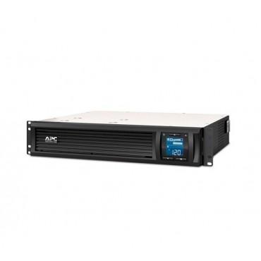 UPS APC Smart-UPS C 1500VA LCD RM 2U 230V with SmartConnect