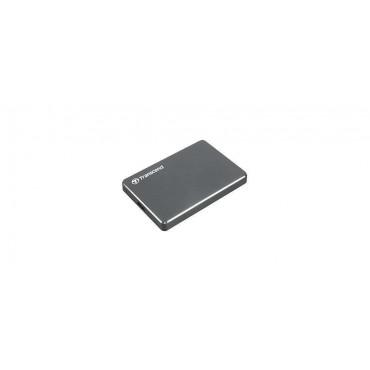 Външни твърди дискове Transcend 1TB, Iron gray