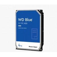 Western Digital 4TB WD Blue PC Hard Drive HDD - 5400 RPM