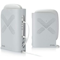 Zyxel Multy Plus WiFi System (Pack of 2) AC3000 Tri-Band WiFi