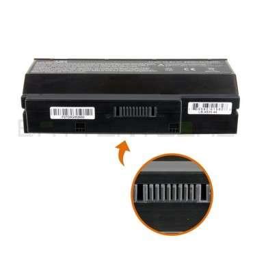 Батерия за лаптоп Asus G Series G73, 4400 mAh