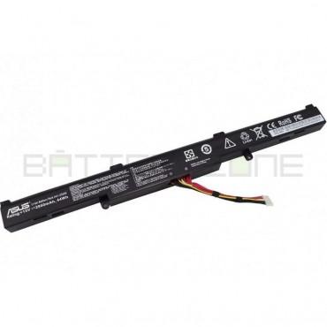 Батерия за лаптоп Asus K Series K750, 2950 mAh