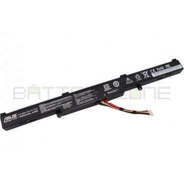 Батерия за лаптоп Asus VivoBook X751B, 2950 mAh