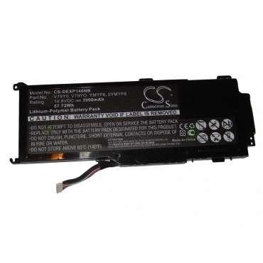 Батерия за лаптоп Dell XPS 14Z-L412z, 3800 mAh