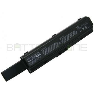 Батерия за лаптоп Toshiba Satellite A200-1E1, 6600 mAh