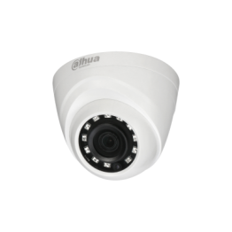 Куполна камера Dahua с фиксиран обектив 1 Megapixel 720p, Day&Night, HDCVI, AHD, HDTVI или аналогов режим, HAC-HDW1000R 0360