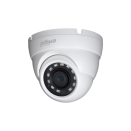 Куполна камера Dahua с фиксиран обектив 2.1 Megapixel 1080P, Day&Night, HDCVI, HAC-HDW2221M