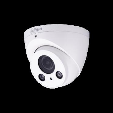 Куполна камера Dahua 2.1 Megapixel 1080P, Day&Night, HDCVI, True WDR, HAC-HDW2221R-Z