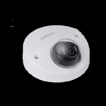 Мрежова IP куполна камера Dahua с фиксиран обектив 4 Megapixel, IR, Day&Night, micro SD, IPC-HDBW4431F-AS