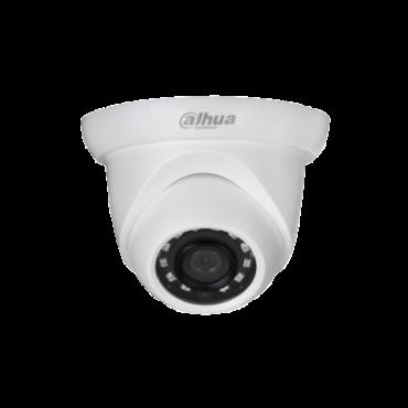 Мрежова IP куполна камера Dahua с фиксиран обектив 1.3 Megapixel 960H, IR, Day&Night, ePTZ, IPC-HDW1120S