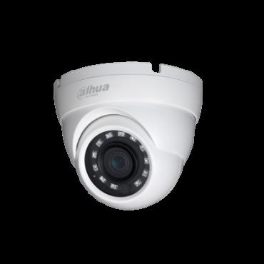 Мрежова IP куполна камера Dahua с фиксиран обектив 4 Megapixel, IR, Day&Night, micro SD, IPC-HDW4431M