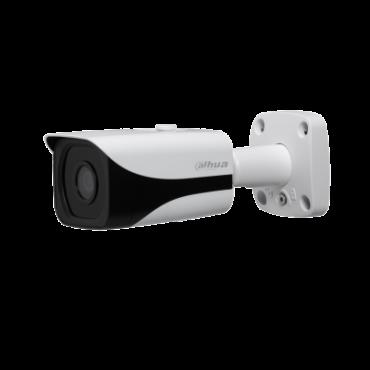 Bullet IP камера Dahua с фиксиран обектив 8 Megapixel, IR, Day&Night, micro SD, IPC-HFW4830E-S