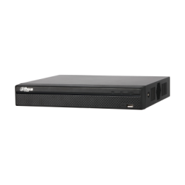 Четири канален мрежови видeoрекордер (NVR) Dahua, 6PX, PTZ, 1080p, NVR2104HS-S2