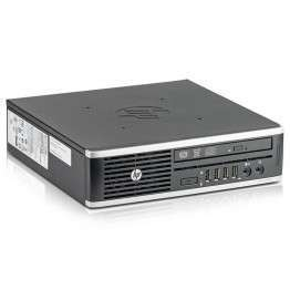 Компютър HP Compaq Elite 8000USDT с процесор Intel Core 2 Duo E8400 3000Mhz 6MB, 4096MB DDR3, 160 GB