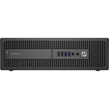HP EliteDesk 800 G1 SFF с процесор Intel Core i7, 4770 3400MHz 8MB, 8192MB DDR3,500 GB SATA