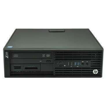 Работна станция HP Workstation Z230SFF с процесор Intel Xeon Quad Core E3, 8GB RAM, 1TB HDD
