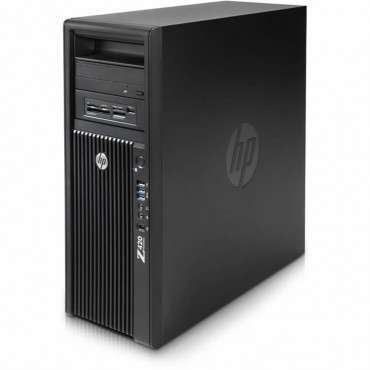 Компютър HP Workstation Z420 с процесор Intel Xeon Quad Core E5 1603 2800MHz 10MB, 8192MB, 500 GB