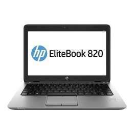 "Лаптоп HP EliteBook 820 G1 с процесор Intel Core i5 4200U 1600Mhz 3MB, 12.5"", 4GB DDR3L, 320 GB"