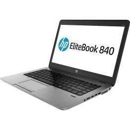 "Лаптоп HP EliteBook 840 G1 с процесор Intel Core i5, 4300U 1900Mhz 3MB, 14"", 4096MB DDR3, 320 GB SATA"