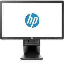 """HP EliteDisplay E201, 20"""", 250 cd/qm, 1000:1, 1600x900 WSXGA 16:9, Black, USB Hub"""