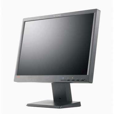 "Монитор Lenovo L1951p wide, 19"", 250 cd/m2, 1000:1, 1440x900 WXGA+ 16:10, Black"