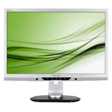 "Монитор Philips 225PL2, 22"", 250 cd/m2, 1680x1050 WSXGA+16:10, Silver/Black, Stereo Speakers"
